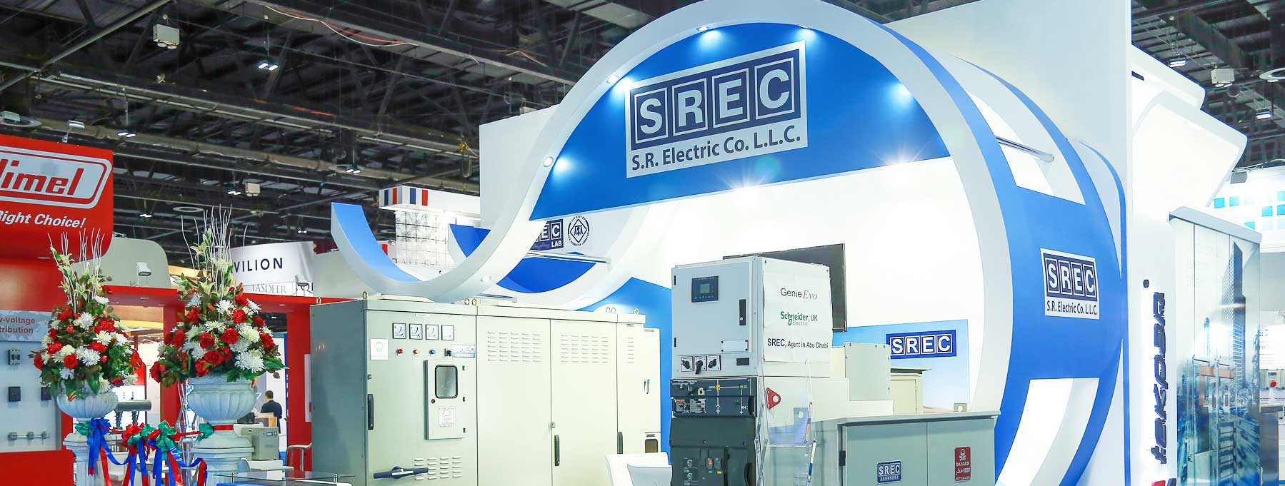 S R  Electric Co  L L C AbuDhabi | Leading Manufacturer